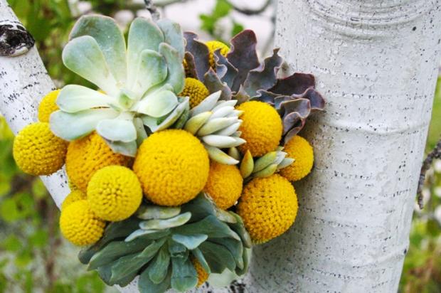billy-ball-succulent-bouquet-studio-stems-utah-wedding-flowers